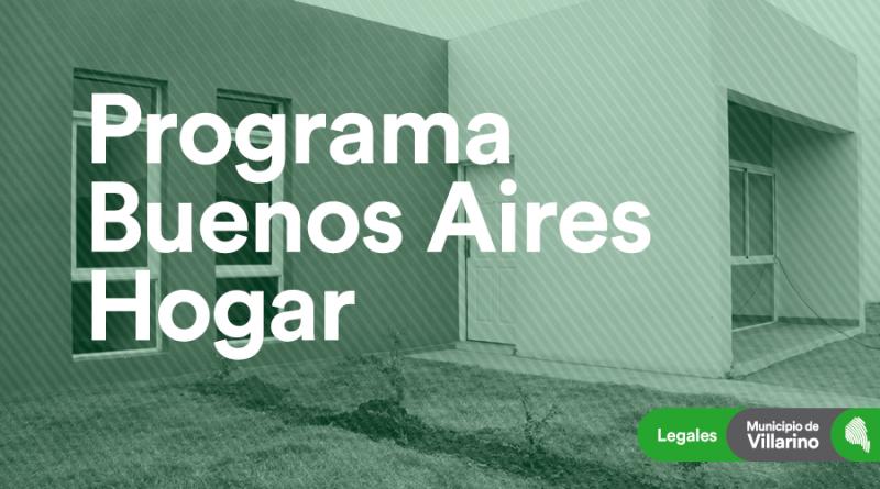 Buenos-Aires-Hogar