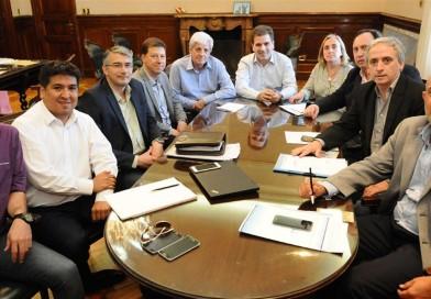 Bevilacqua se reunió con el Ministro de Seguridad bonaerense