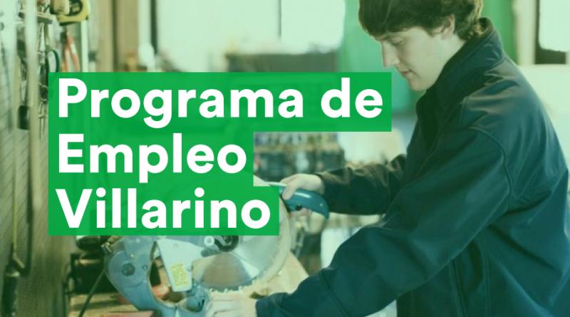 Empleo-Villarino