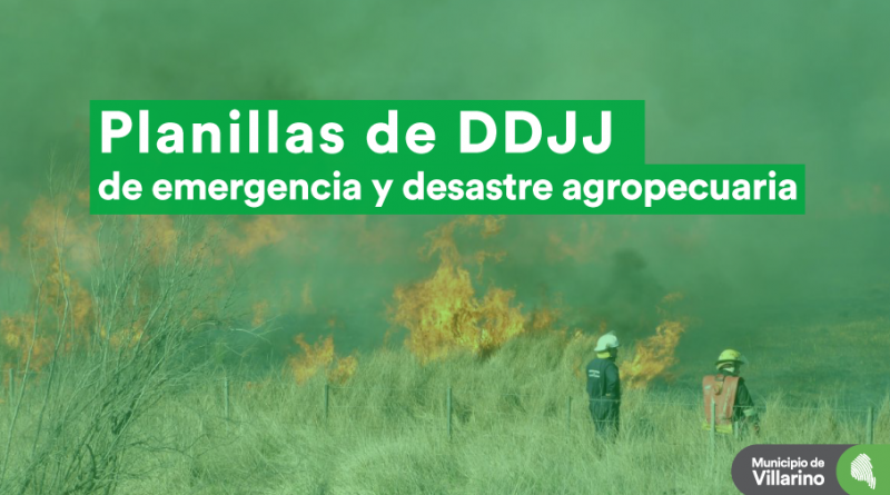 Planilla-DDJJ
