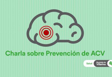 Charla sobre prevención de ACV