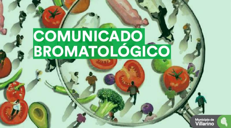 COMUNICADO BROMATOLÓGICO-01