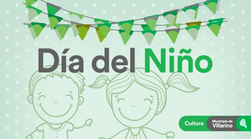 Festejos por el Día del Niño en Villarino