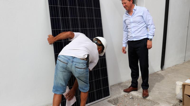Villarino renovable: nuevos paneles solares para un consumo energético sustentable