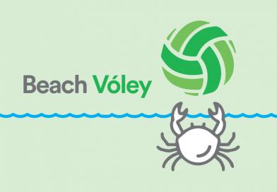 Torneo de Beach Voley en el Río Colorado