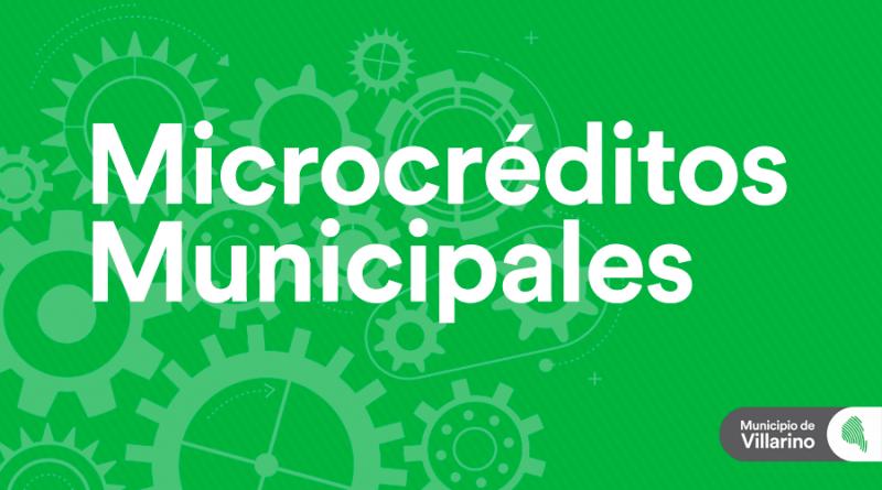 Producción---Microcréditos