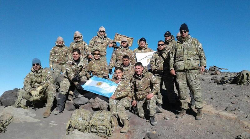 El Ejercito Argentino informa que abrió las inscripciones para soldados voluntarios