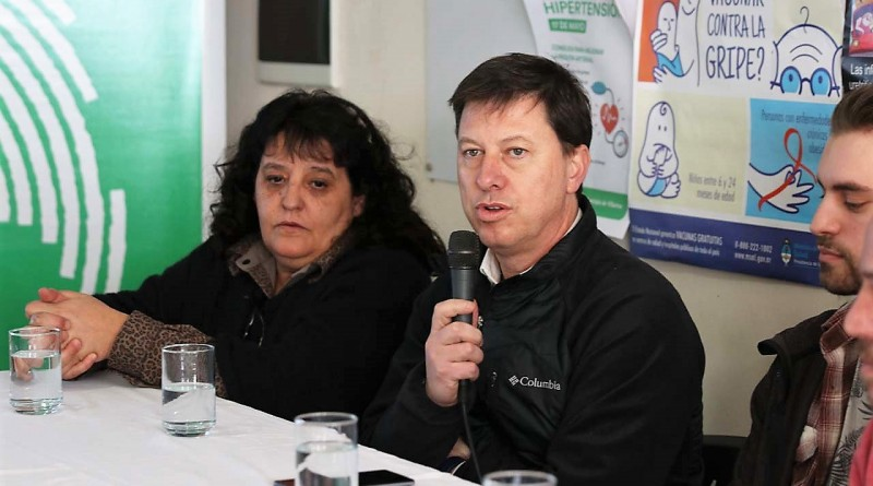 Pronto llegarán los turnos online a todos los hospitales de Villarino