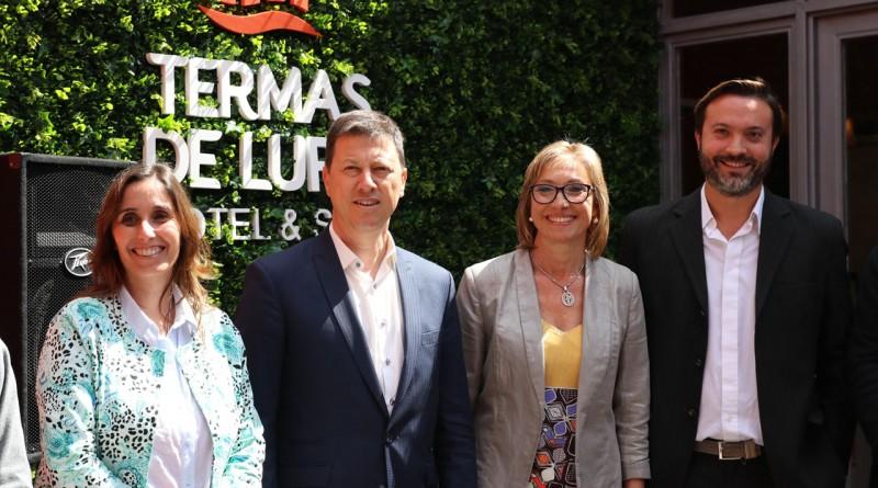 El intendente inauguró el complejo Termas de Luro Hotel & Spa
