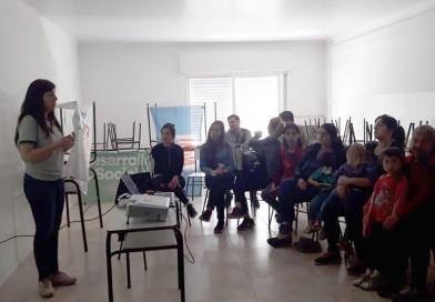 Familias de Villarino serán beneficiarios del Programa ProHuerta