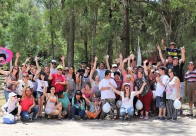 Las Escuelas Especiales y Talleres Protegidos de Villarino disfrutaron una tarde en La Salada