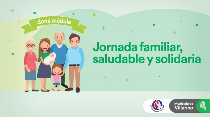 Jornada familiar, saludable y solidaria en Médanos
