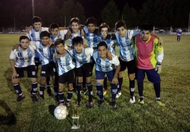 Se disputó la primera fecha del Mundialito de Fútbol Infantil