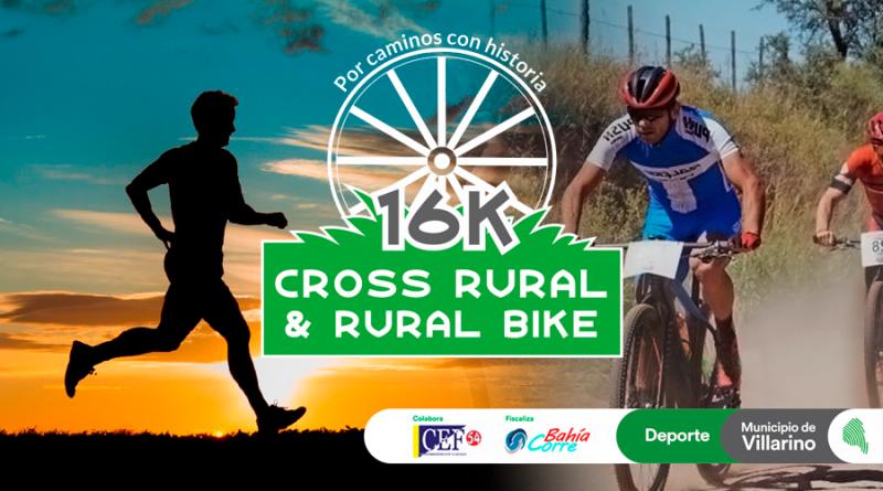 Cross Rural y Rural Bike 2019 en Mayor Buratovich