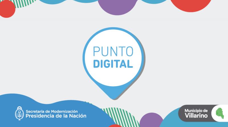 ¿Conocés el Punto Digital de Villarino?