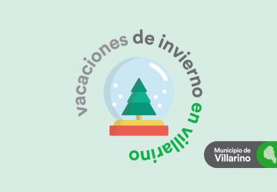 ¡Vacaciones de invierno en Villarino!