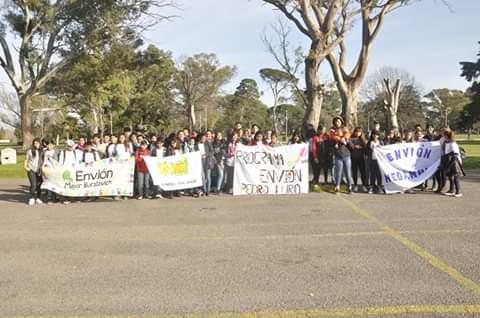 """Villarino estuvo presente en el encuentro provincial """"ENVIÓN SOS VOS"""""""