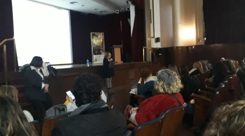 Jornada de presentación del protocolo de intervención en casos de abuso sexual en la infancia