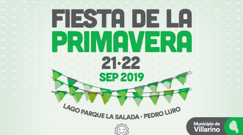 Villarino festejará la primavera con actividades gratuitas todo el fin de semana en La Salada