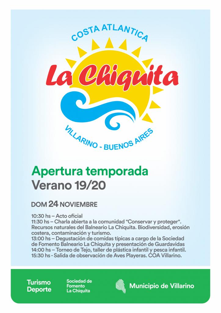 afiche-La-Chiquita-Verano-2019-2020