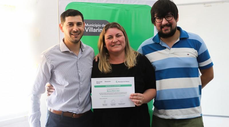 Certificados capacitacion de lenguaje de señas 2019-11