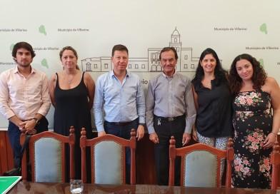 El intendente firmó un convenio con la Universidad Siglo 21 para sumar 38 carreras de grado en Villarino