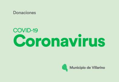 El municipio de Villarino habilitó vías de contacto oficiales para recibir donaciones