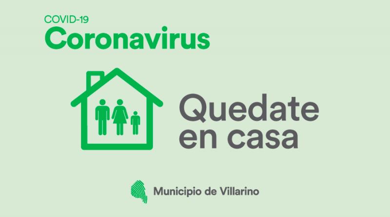 El Aislamiento Social, Preventivo y Obligatorio se extendió hasta el 12 de abril inclusive