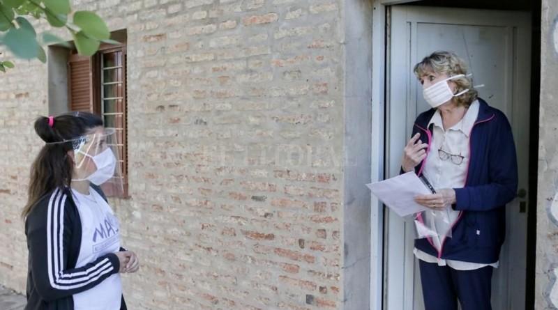 El Municipio habilitó un registro de voluntarios y una linea telefónica para quienes necesiten asistencia durante el aislamiento