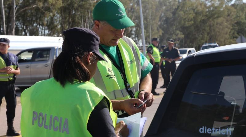 Se intensificarán los controles en los puntos turísticos de Villarino durante el fin de semana