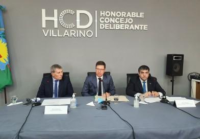 Salud, modernización y obras, los pilares de la gestión de Bevilacqua para este 2021
