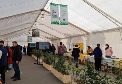 Villarino festejó sus 135 años con la Feria Nacional de Emprendedores Verdes
