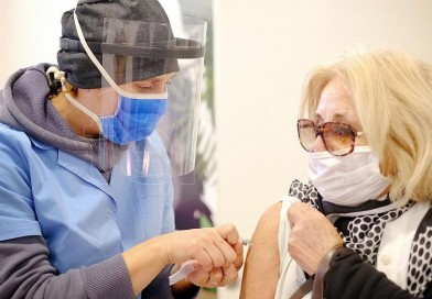 Vacunación para personas con movilidad reducida