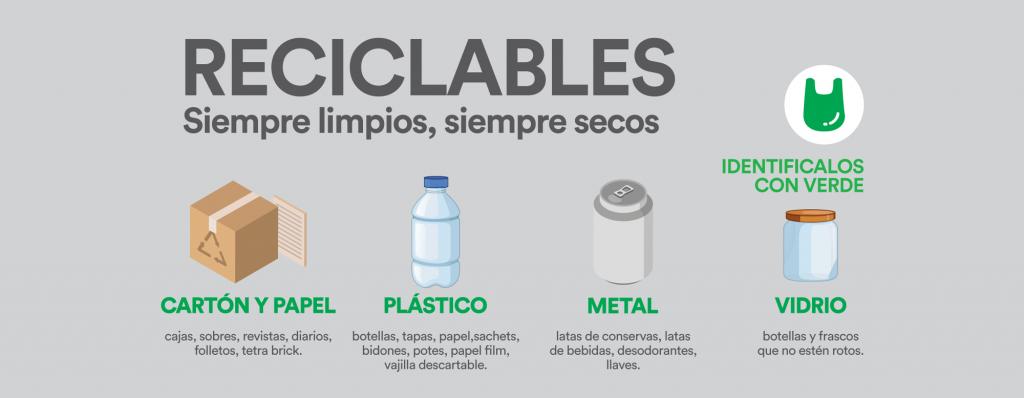 reciclables