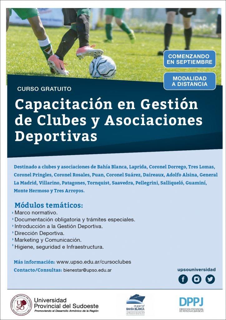 capacitacion UPSO deportes